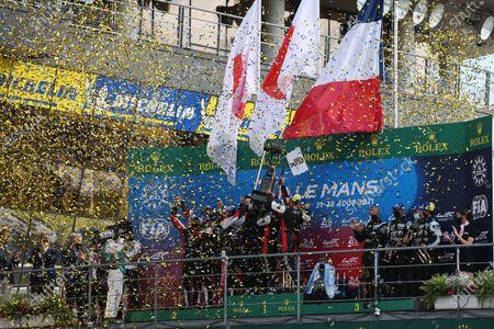Editorial picture of Le Mans 2021: 24 Hours of Le Mans, Circuit de la Sarthe, France - 22 Aug 2021
