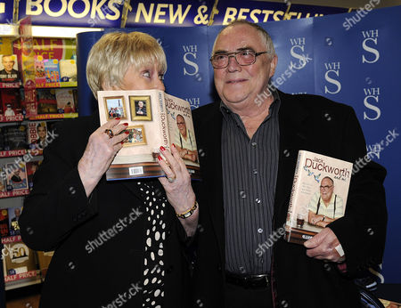 William Tarmey and Liz Dawn