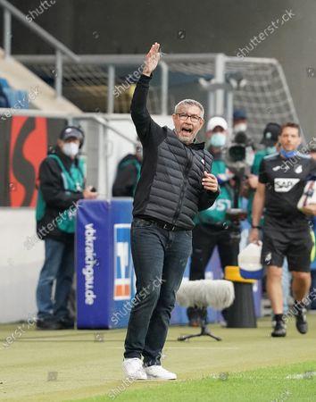 Head coach Urs Fischer (Union Berlin)
