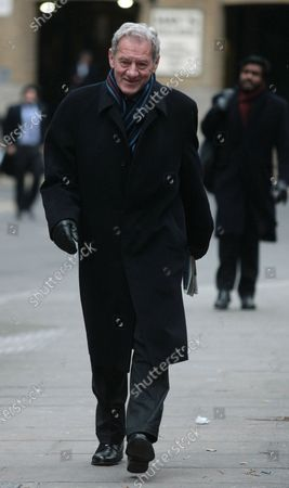 Former Porsmouth FC chairman Milan Mandaric arrives at Southwark Crown court to hear the Jury's verdict in his tax evasion trial on Wednesday February 08 2011.Mr.Mandaric and Co-defendant Mr Redknapp could face jail if found guilty.