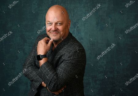 """Stock Photo of Michael Chiklis, star and executive producer of the Paramount Network series """"Coyote,"""" poses for a portrait during the Winter Television Critics Association Press Tour, in Pasadena, Calif. Chiklis turns 58 on Aug. 30"""