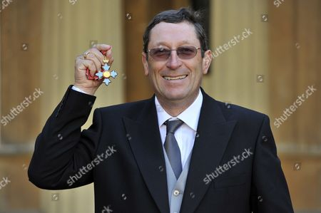 Stock Picture of David Blanchflower awarded a CBE for services to Economics and to the Monetary Policy Committee, Bank of England
