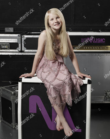 Editorial picture of Sky 1's 'Must Be The Music' contestants photoshoot, Britain - 28 Jul 2010