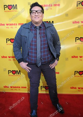 Editorial photo of She Wants Me Premiere, Beverly Hills, California, United States - 06 Apr 2012