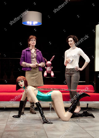 Editorial photo of 'Crash' play at the West Yorkshire Playhouse, Leeds, Britain - 19 Oct 2010