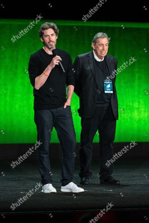 Editorial picture of 'If You Can See It, You Can Be It' presentation, CinemaCon, Las Vegas, USA - 23 Aug 2021