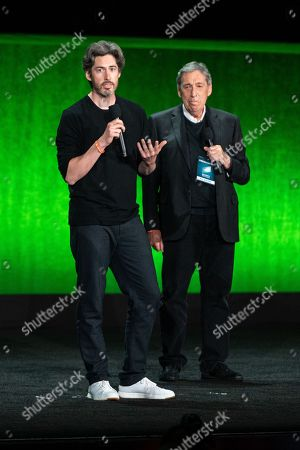 Editorial photo of 'If You Can See It, You Can Be It' presentation, CinemaCon, Las Vegas, USA - 23 Aug 2021