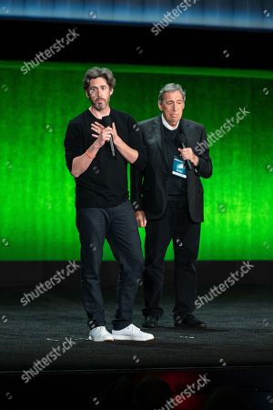Editorial image of 'If You Can See It, You Can Be It' presentation, CinemaCon, Las Vegas, USA - 23 Aug 2021