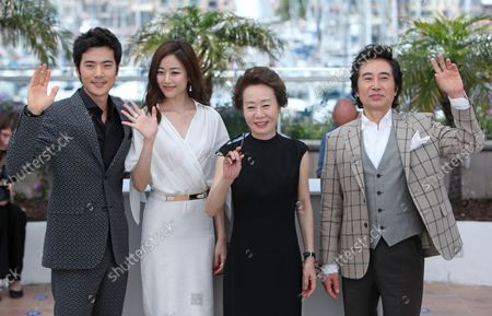 Editorial picture of Cannes International Film Festival, France - 26 May 2012