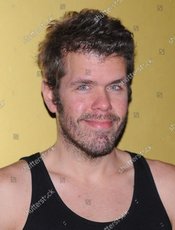 """American blogger Mario Armando Lavandeira Jr. better known as Perez Hilton attends the European premiere of """"Magic Mike"""" at The Mayfair Hotel in London on July 10, 2012."""