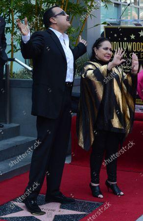 Editorial image of Pepe Aguilar, Los Angeles, California, United States - 26 Jul 2012