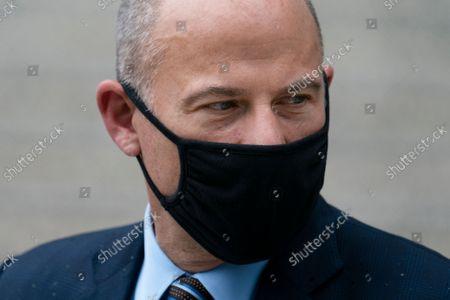Editorial image of Michael Avenatti Embezzlement, New York, United States - 08 Jul 2021