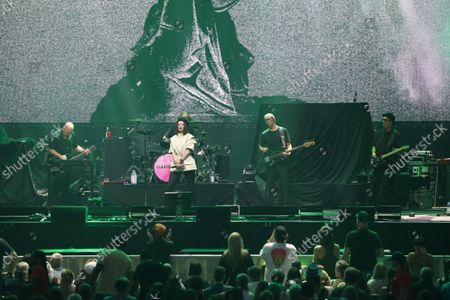 Editorial picture of Garbage In Concert - Atlanta, Alpharetta, United States - 20 Aug 2021