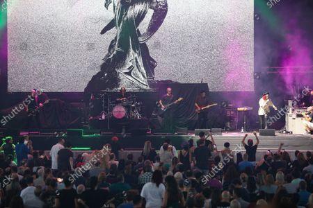 Editorial image of Garbage In Concert - Atlanta, Alpharetta, United States - 20 Aug 2021