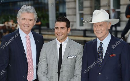 Editorial image of Dallas Launch, London, England - 21 Aug 2012