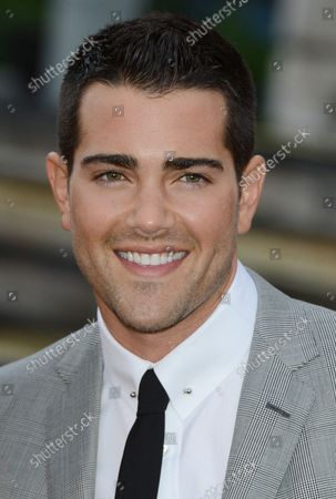 """American actor Jesse Metcalf attends the launch of Channel 5's """"Dallas"""" at Old Billingsgate in London on August 21, 2012."""