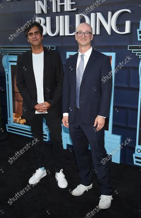 Editorial picture of Screening of Hulu's 'Only Murders in the Building', New York, USA - 24 Aug 2021