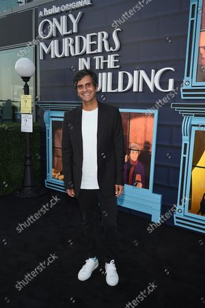 Editorial image of Screening of Hulu's 'Only Murders in the Building', New York, USA - 24 Aug 2021