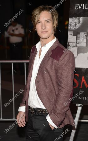 Editorial picture of Premiere of Smiley, Los Angeles, California, United States - 09 Oct 2012