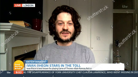 Editorial picture of 'Good Morning Britain' TV Show, London, UK - 25 Aug 2021