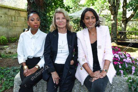 Marie NDiaye ; Nicole Garcia ; Leila Kaddour-Boudadi