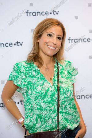 Stock Image of Lea Salame