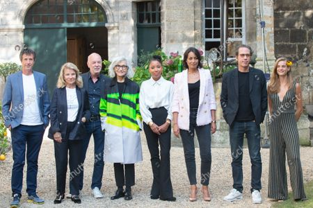 Editorial photo of 'The Jury' photocall, Angouleme Film Festival, France - 24 Aug 2021