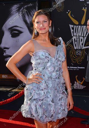 Editorial image of Tcm Classic Film Festival, Los Angeles, California, United States - 25 Apr 2013