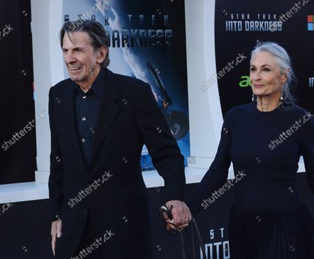 Editorial picture of Star Trek Inrto Darkness, Los Angeles, California, United States - 15 May 2013
