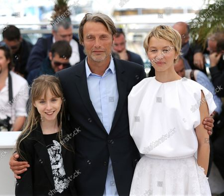 Editorial photo of Cannes International Film Festival, France - 24 May 2013