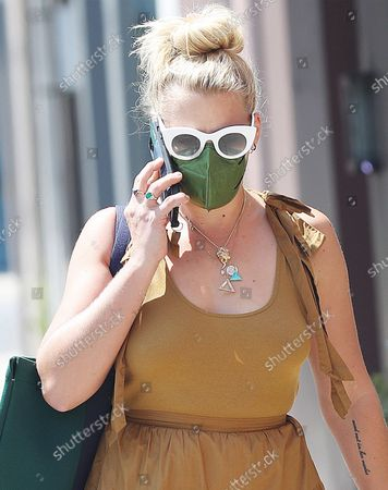 Stock Picture of Busy Philipps