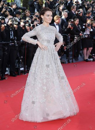 Editorial picture of Cannes International Film Festival, France - 25 May 2013