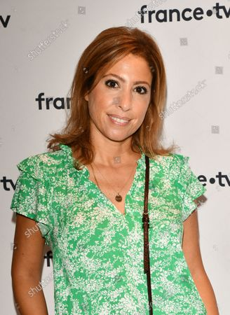 Editorial picture of Press Conference 2021-2022 France Television at Pavillon Gabriel, Paris, France - 24 Aug 2021