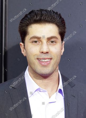Adam Ray arrives on the red carpet at the New York Premiere of 'The Heat' at the Ziegfeld Theatre in New York City on June 23, 2013.