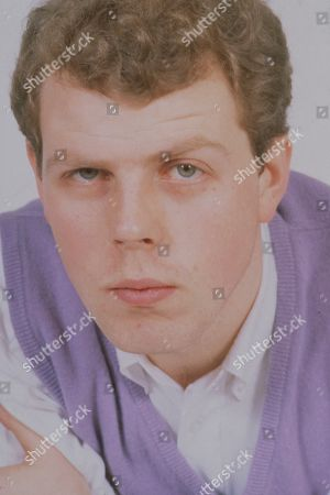 Stock Image of The Style Council (Pop Band) - keyboardist Mick Talbot