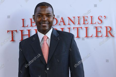 """Cast member Stephen Rider attends the premiere of Lee Daniels' motion picture biographical drama """"The Butler"""" at Regal Cinemas at L.A. Live Stadium 14 in Los Angeles on August 12, 2013. """"The Butler"""" tells the story of an African-American's eyewitness accounts of notable events of the 20th century during his tenure as a White House butler."""