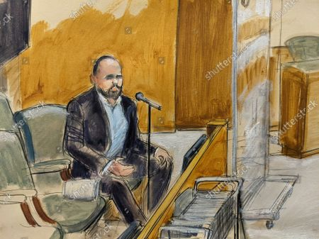 Editorial picture of R Kelly Trial, New York, United States - 19 Aug 2021