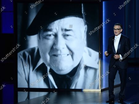 Editorial image of 65th Primetime Emmy Awards, Los Angeles, California, United States - 22 Sep 2013