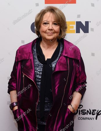 Honoree Linda Bloodworth-Thomason arrives for the 9th annual GLSEN Respect Awards at the Beverly Hills Hotel in Beverly Hills, California on October 18, 2013. The awards presented honor leaders in the struggle against bullying in schools.