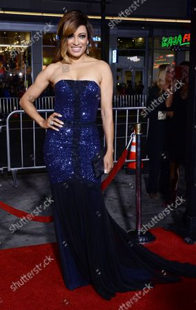 """Cast member Melissa De Sousa attends the premiere of the motion picture comedy """"The Best Man Holiday"""" at TCL Chinese Theatre (formerly Grauman's) in the Hollywood section of Los Angeles on November 5, 2013. Storyline: When college friends reunite after 15 years over the Christmas holidays, they will discover just how easy it is for long-forgotten rivalries and romances to be ignited."""