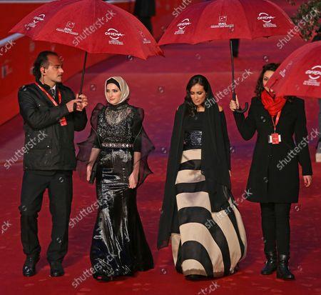 Editorial photo of Rome Film Festival, Italy - 12 Nov 2013