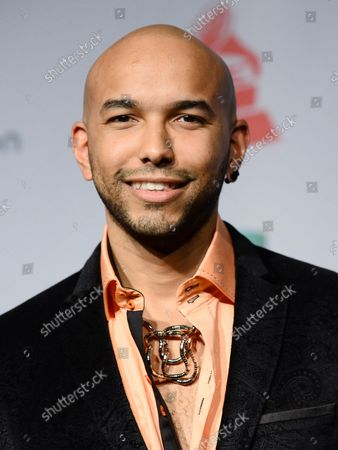Editorial image of Latin Grammy Awards, Las Vegas, Nevada, United States - 21 Nov 2013