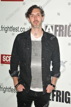 Stock Photo of Blake Harrison