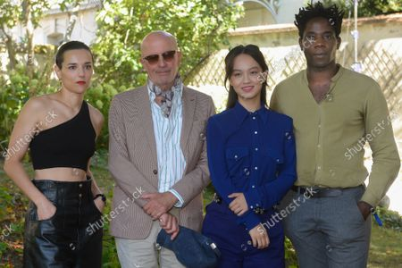 Editorial picture of 'Olympiades' photocall, Angouleme Francophone Film Festival of Angouleme Film, Angouleme, France - 25 Aug 2021