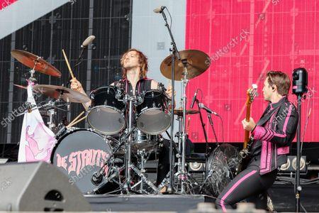 The Struts - Gethin Davies and Jed Elliott