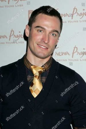 Editorial image of The Trevor Project's Fall Fete at the Theory Flagship Store, New York, America - 21 Oct 2010