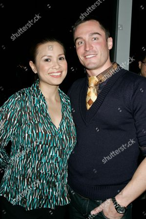 Stock Picture of Lea Salonga and Blair Shepard
