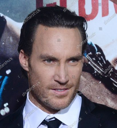 """Actor Callan Mulvey attends the premiere of the motion picture war drama """"300: Rise of an Empire"""" at TCL Chinese Theatre in the Hollywood section of Los Angeles on March 4, 2014. Storyline: Greek general Themistokles leads the charge against invading Persian forces led by mortal-turned-god Xerxes and Artemisia, vengeful commander of the Persian navy."""