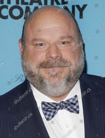 """Kevin Chamberlin arrives on the red carpet at """"In Here, Life is Beautiful""""  Roundabout Theatre Company Spring Gala 2014 Celebrating the Extraordinary Sam Mendes at the Hammerstein Ballroom in New York City on March 10, 2014."""