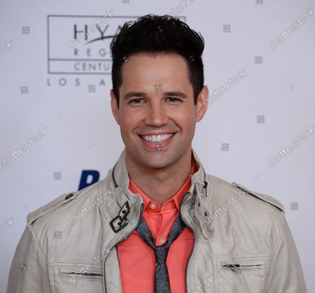 Musician David Osmond attends the 21st annual Race To Erase MS gala at the Hyatt Regency Century Plaza in the Century City section of Los Angeles on May 2, 2014.